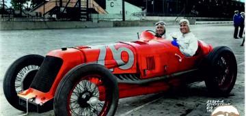 Maserati,V4,Indianapolis,Borzacchini,Baconin,James,Rossi