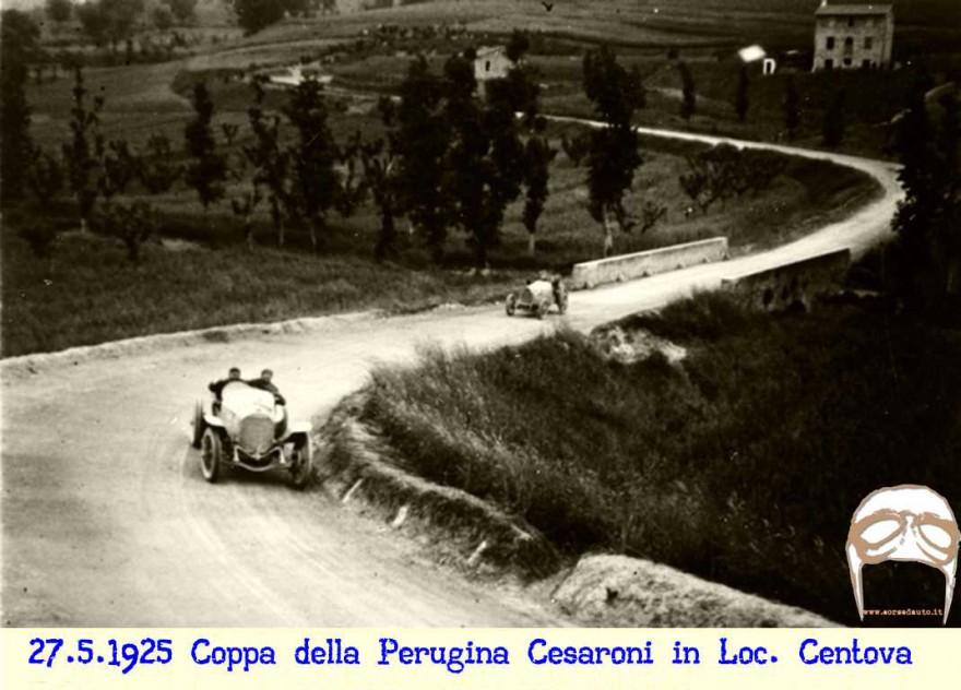 Cesaroni, Mercedes,Coppa della Perugina