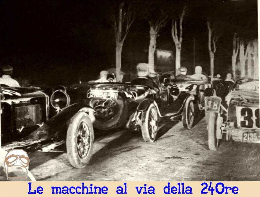 24Ore, gara, Roma,1928