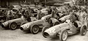 Gran Premio, Ferrari, Ascari, Gonzalez, Maserati, F2, Villoresi