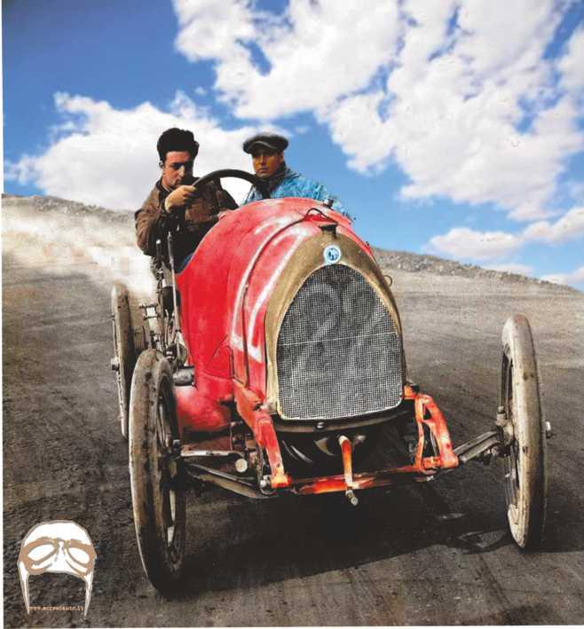 Ferrari, Targa, Florio, Sicilia, 1919, Classifica, ritirato