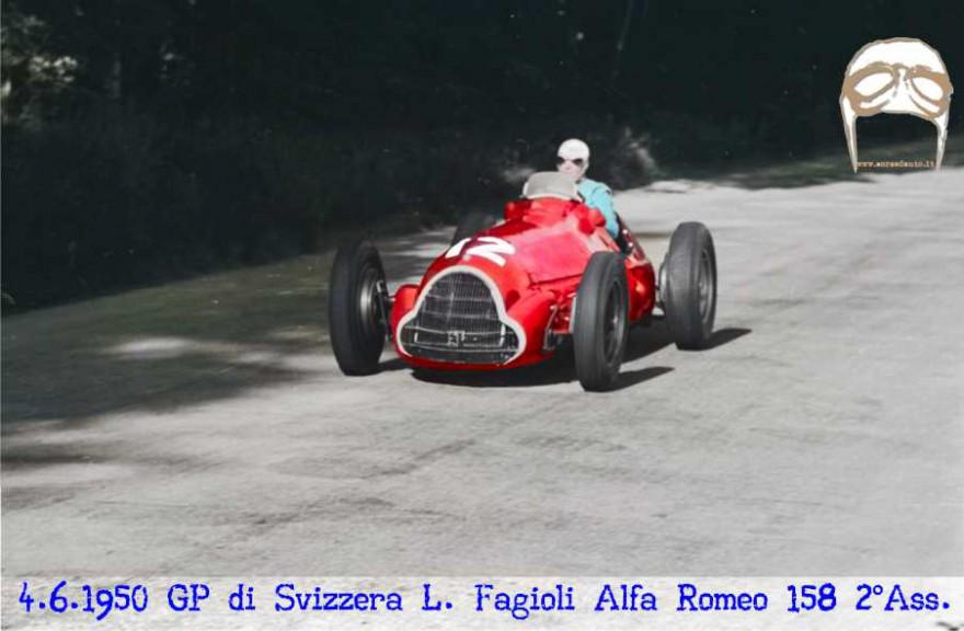 F1, Berna, Svizzera, Fangio, Farina, Fagioli, Tre Effe,