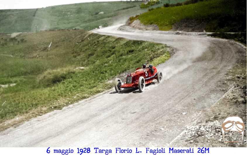 Targa_Florrio, Maserati 1928, Sicilia, Maserati,