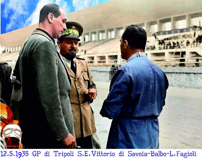 Tripoli, Gran Pemio, Merceds, Fagioli, Nuvolari, Bimotore, Mercedes, Lotteria,